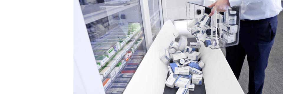 Veledrogerije vse pogosteje dostavljajo lekarnam blago v razsutem stanju